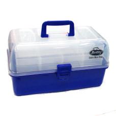Tackle Box  Berkley 3 Tray Clear/Blue