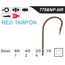 Mustad Red Tarpon Hook 7766 NP-NR