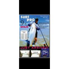 Tecni Perline Surf Pro 9X Braid 0.10mm 21LB 300M (was R399.00 now R329.95)