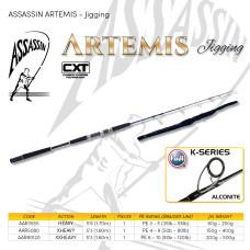 Assassin Artemis 5'3 Jigging