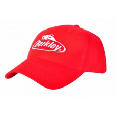 BERKLEY FADE RESISTANT CAP RED