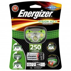 ENERGIZER HEADLIGHT 250 LUMENS