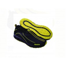 AQUALINE HYDRO VENT SHOES BLACK & YELLOW