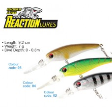 REACTION LURES CRANKEE SHAD 92 COLOR 02