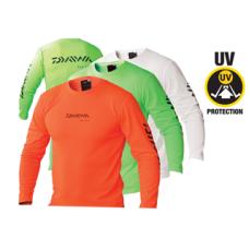 Long Sleeve T-Shirt with Daiwa Logo