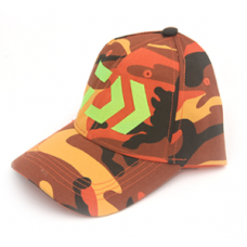 DAIWA CAP CLASSIC CAMO (Orange)