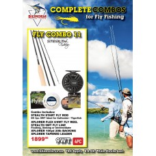 Fly Fishing Combo 11 SALTWATER