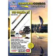 Fly Fishing Combo 12