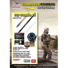 Fly Fishing Combo 15