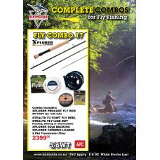 Fly Fishing Combo 17