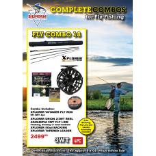 Fly Fishing Combo 18