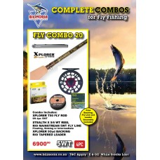 Fly Fishing Combo 20