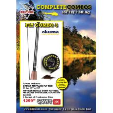 Fly Fishing Combo 3