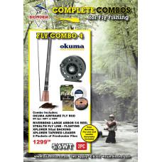 Fly Fishing Combo 4