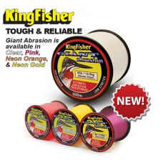 KingFisher Giant Abrasion 500m Yellow