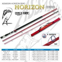 ASSASSIN STANDARD HORIZON HMC 15ft X HEAVY 3 piece 6-8oz