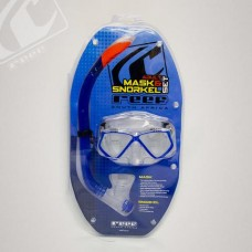 Reef Hydro adult mask and snorkel combo - Blue
