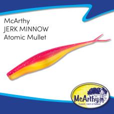 "McArthy Jerk Minnow 5"" ATOMIC MULLET 8P/P"
