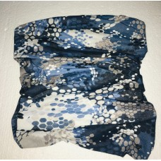 SENSATION NECK WRAP BLUE/GREY TECHNICAL BUFF