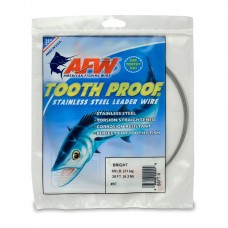 AFW TOOTH PROOF STAINLESS STEEL LEADER WIRE