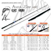 Assassin  Amia Zero 11ft Heavy 2pc 1-2oz  was R2199 now R1999.