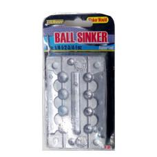 Sinker Mould 1/4 - 1oz  Ball