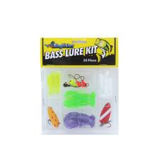 KingFisher BASS LURE KIT