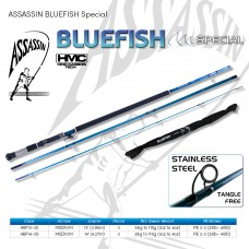 Assassin Bluefish Special 13ft Spin- 3pc (2-4oz)