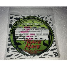 TRACE MATE CASTING TRACE FULL METAL JACKET EXTREME 18/0 250LB 3/0 1.8M