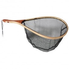 XPLORER LONG HANDLE TRADITIONAL WOODED TROUT NET