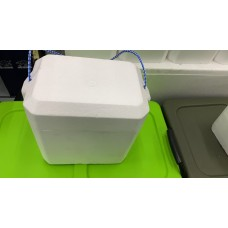 7 litre Cooler Box  Long with String Isolote