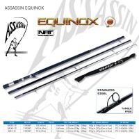 Assassin Equinox Surf Spinning Rod 14'6 X HEAVY 6-8oz 3pc