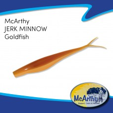 "McArthy Jerk Minnow 5"" GOLDFISH 8P/P"