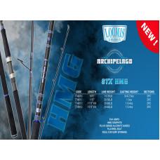 LOOMIS HMG ARCHIPELAGO SPIN STX 10ft (774010)