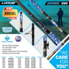 LOOMIS HMG SURF (36tons) Casting 12ft 3pc (2-5oz)