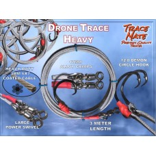 TRACE MATE DRONE TRACE HEAVY 12/0 Demon Circle 2/3MM 3M
