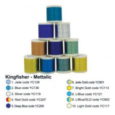 Kingfisher Binding Thread (Mettalic) 100yd