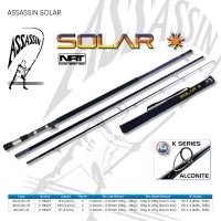 Assassin Solar Surf 13.6ft  Heavy 3pc Spin (5-7oz)