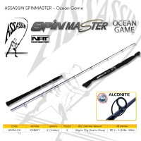 Assassin Spinmaster 8ft XHeavy 2pc