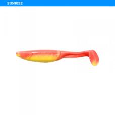 BLU Kob Thumber Paddle Tail 4 p/p Sunrise