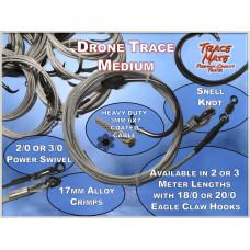 TRACE MATE DRONE TRACE MEDIUM 18/0 Eagle Claw 2.3MM 2M