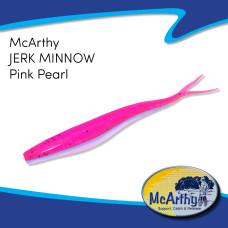 "McArthy Jerk Minnow 5"" PINK PEARL 8P/P"