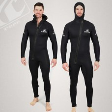 REEF 1PCE 5MM BARRIER DIVING WETSUIT WITH HOOD