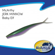 "McArthy Jerk Minnow 5"" BABY ELF 8P/P"