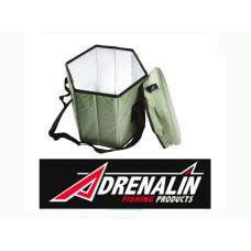ADRENALIN COOLER SEAT 15L FOLDABLE