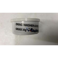 KingFisher Drag Washer & Reel