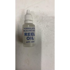Formulated Silicone Base Reel Oil