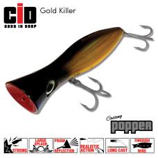 CID Casting Popper - Gold Killer 120MM 43G