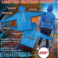 ASSASSIN BLUEFISH QUICK DRY HOODY (Limited Edition)
