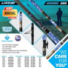 LOOMIS HMG SURF (36tons) Casting 12ft 3pc (2-5oz)
